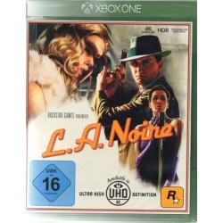 L.A. Noire - Xbox One -...