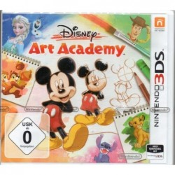 Disney Art Academy -...