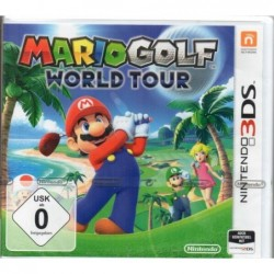 Mario Golf - World Tour -...