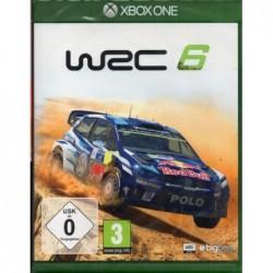 WRC 6 - Xbox One - deutsch...