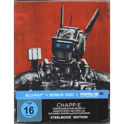 Chappie - Limited Steelbook...