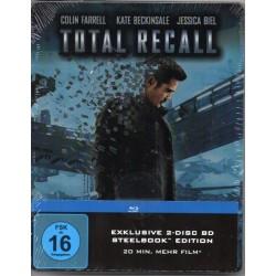 Total Recall - Steelbook...