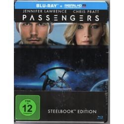 Passengers - Steelbook...