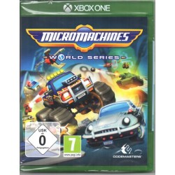 Micro Machines World Series...