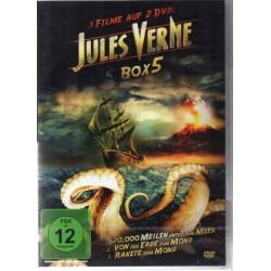 Jules Verne - Box 5 - 2 DVD...