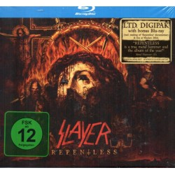 Slayer - Repentless - CD +...