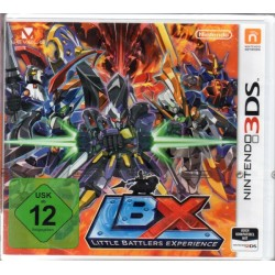 LBX Little Battlers...