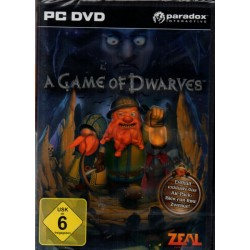 A Game of Dwarves - PC -...