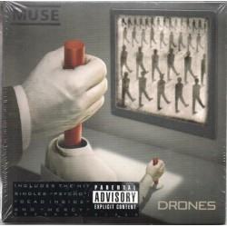 Muse - Drones - CD - Neu / OVP