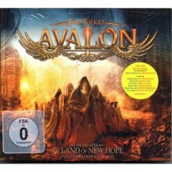 Timo Tolkki'S Avalon - The...
