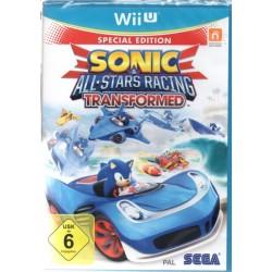 Sonic All - Stars Racing...