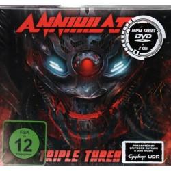 Annihilator - Triple Threat...