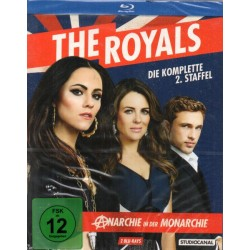 The Royals - 2. Staffel -...