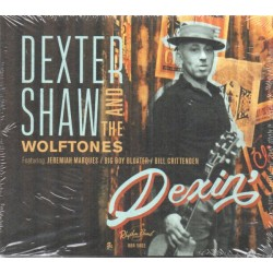 Dexter Shaw - Dexin' - CD -...