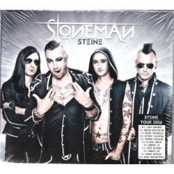 Stoneman - Steine - CD -...