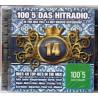 100`5 Das Hitradio - In The Mix - Vol. 14 - Mixed by Enrico Ostendorf - 2 CD - Neu / OVP