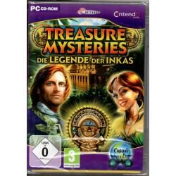 Treasure Mysteries - Die...