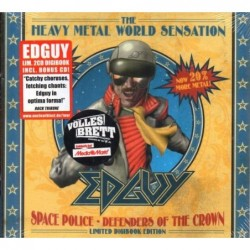 Edguy - Space Police -...