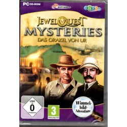 Jewel Quest Mysteries 4 -...