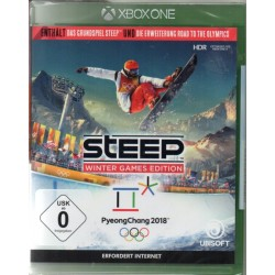 Steep - Winter Games...