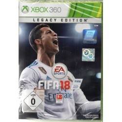 FIFA 18 - Legacy Edition -...