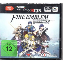 Fire Emblem Warriors - New...