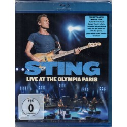 Sting - Live at the Olympia...