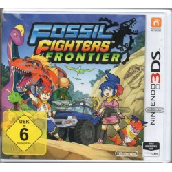 Fossil Fighters Frontier -...