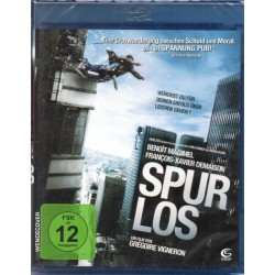 Spurlos - BluRay - Neu / OVP