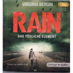 Virginia Bergin - Rain -...