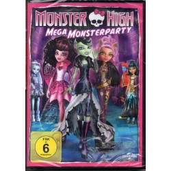 Monster High - Mega...