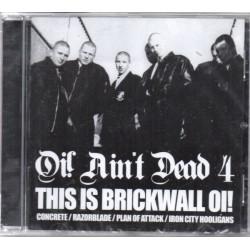 Oi. Ain't Dead 4 - Various...
