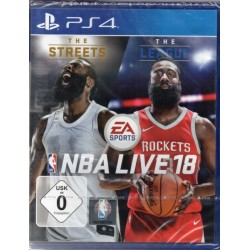 NBA LIVE 18 - The One...