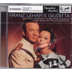 Franz Lehar`s Giuditta - CD...