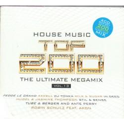 House Music - Top 200 Vol....