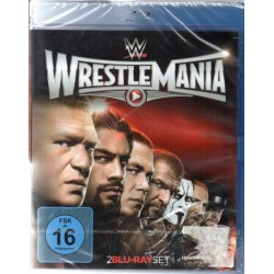 Wrestlemania 31 - BluRay -...