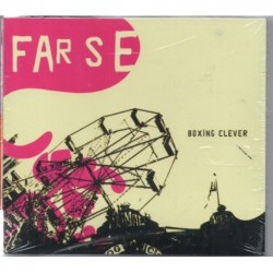 Farse - Boxing Clever - CD...