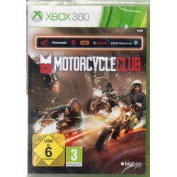 Motorcycle Club - Xbox 360-...
