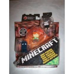 Mattel CKH40 - Minecraft -...