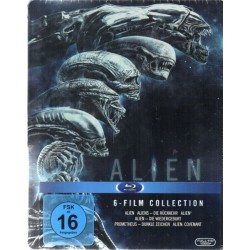 Alien - 6-Film Collection -...