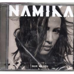 Namika - Que Walou - CD -...