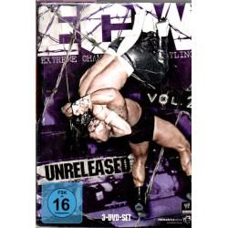 WWE - ECW Unreleased Vol. 2...