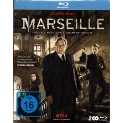 Marseille - Staffel 1 -...