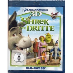 Shrek 3 - Shrek der Dritte...