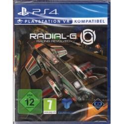 Radial-G - Playstation PS4...