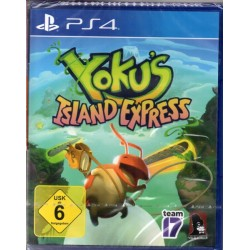 Yoku's Island Express -...