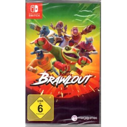 Brawlout - Nintendo Switch...
