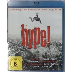 HYPE - Der Film - BluRay -...