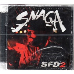 Snaga - Sfd2 - CD - Neu / OVP