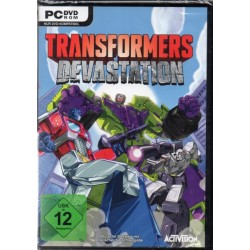 Transformers Devastation -...